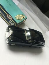 Dinky Toys No 152 Rolls Royce Phantom V Limousine With Chauffeur. Part Boxed VGC