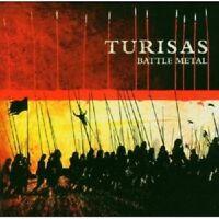 "TURISAS ""BATTLE METAL""  CD -----12 TRACKS----- NEU"