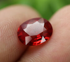 2.247 CT Ruby Red Natural Oval Shape Loose Gemstone Certificate Rubies Ruby