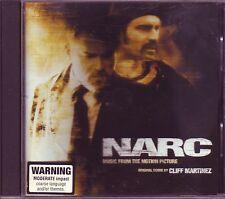 Narc soundtrack CD Cliff Martinez (2003)