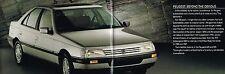 1990?1991 PEUGEOT 405/505 Brochure/Catalog: Mi 16,S,TURBO,2.8i,SW8,2.2i,DL,Mi16,