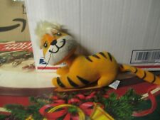 Vintage Dakin Dream Pets Tiger plush toy 1960s