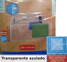 PROTECTOR PLASTICO PARA LA LLUVIA EN TENDEDERO DE AVION-GIRATORIO EXTERIOR