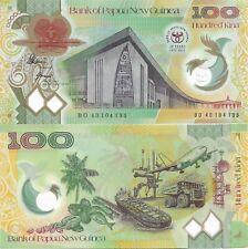 Papua New Guinea 100 Kina Commemorative Issue 2013 P46 UNC