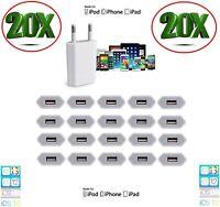 20x 100% für Original AppIe Netzteil Ladegerät für iPhone 5 6 7 8 X XS XR 11 12