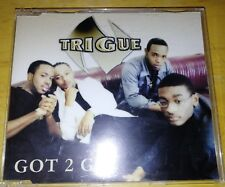 N TRIGUE  -   GOT TO GO    -- RARE INDIE R&B REMIX  CD