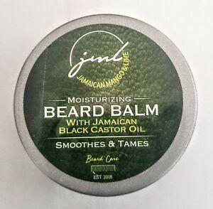 Jamaican Mango & Lime Moisturizing Beard Balm 2 oz