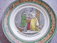 Adams England porcelain plate,Cries of London