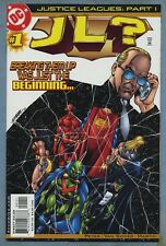 Justice Leagues... JLA Part 1-6 One-Shots Complete Limited Series Justiniano D