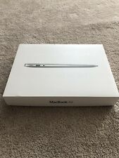 """MacBook Air BOX ONLY (A1466) - For 13"""" Laptop ***Perfect Condition***"""
