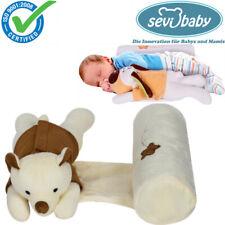 Sevibaby Baby Seitenlagerungskissen Kopfkisssen mit Kuscheltier Kissen 9366 BAER