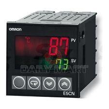 Omron E5CN-C2MT-500 AC100-240 Temperature Controller New in Box NIB Free Ship