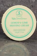 Taylor of Old Bond Street 150g Lemon and Lime Shaving Cream Bowl