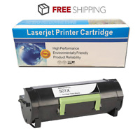 Black Toner for Lexmark 50F1X00 MS510dn MS610dn MS410dn MS610de MS610dte MS510