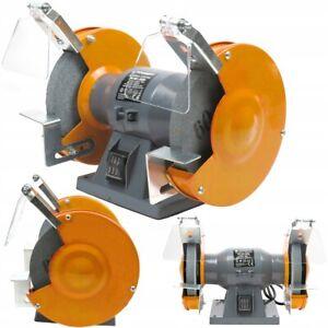 Doppelschleifer Doppelschleifmaschine Schleifmaschine 150mm Schleifbock