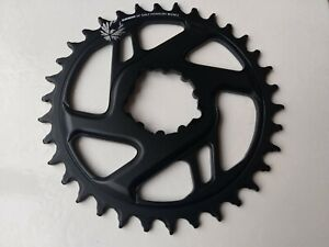 Plateau Ring Chainring New Sram Gx Eagle X-sync 34 Teeth Boost 3 Mms
