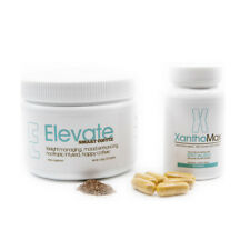 #1 ELEVATE DOSE SMART COFFEE TUB And XanthoMax Appetite Control - Elevacity