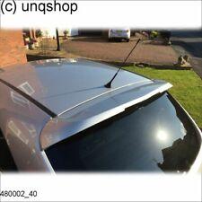 Vauxhall Opel Corsa D & E 3 doors roof spoiler