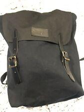 Filson Unisex Ranger Backpack, Black