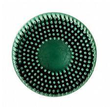 3m 07524 Scotch Brite Roloc Bristle Disc 7524 Green 2 1 Disc