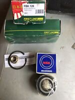 MG ZR & ROVER 25 200 400 FRONT AXLE WHEEL BEARING KIT FIRSTLINE BRAND NEW