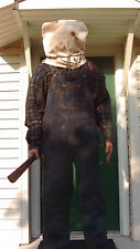 Friday The 13th Jason Voorhees Sack Halloween Mask Part 2 Costume Myers Freddy