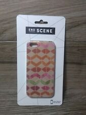 End Scene Plastic Hard Cell Phone Case Cover iPhone 5/5S C08615