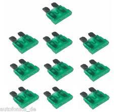 Lot de 10 30 A Standard fusibles d'AUTOMOBILE PLAT VOITURE att9o (10 pièces Kit)