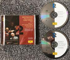 Beethoven - Complete Violin Sonatas Vol1 - Menuhin - Kempff - DG 2xCD 459 433-2