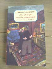 Hoe ik mijn moeder vermoordde, Theodor Holman