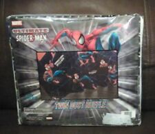 Ultimate Spider-Man Twin Dust Ruffle