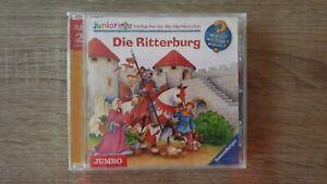 Hörbuch Audio CD Wieso weshalb warum Junior Die Ritterburg - ab 2 Jahren