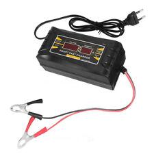 Chargeur De Batterie De Voiture De Prise D'Ue 12V 6A 10A Plein Intelligent W9N1