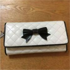 Disney long wallet Character Tinkerbell white black ladies purse cute f/s