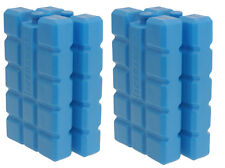Paquete De 4 Caja de Bolsa de viaje fresco paquetes de bloques de hielo Congelador