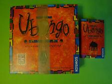 Ubongo - verrückt und zugelegt + Ubongo Reisespiel