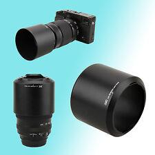FUJIFILM Lens Hood Tulip Shade FUJINON XF 55-200mm f/3.5-4.8 R LM OIS JJC 62mm