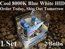 HONDA CIVIC H4 HID HEADLIGHT 2000 2001 2002 2003 02 03 8000K BLUE XENON BULBS