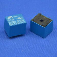 Mini Power Relay 12V DC coil SRD-12VDC-SL-C SONGLE PCB type electromagnetic