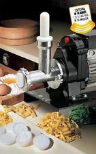 Torchio per Pasta n°3 Elettrico HP.0,30 400W 9040N con12 Trafile nylon ® REBER