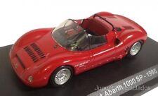 1/43 ABARTH 1000 SP 1966 METRO NOREV HACHETTE DIECAST