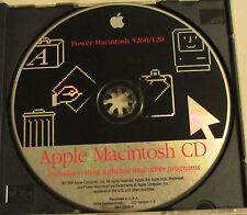 Apple Macintosh Power Macintosh 5260/120 Restore System CD OS 7.5.3 FREE SHIP!
