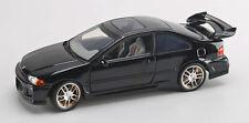 FAST & FURIOUS 95 HONDA CIVIC-Black (ERTL/Racing Champions)1:18 DieCast (No Box)
