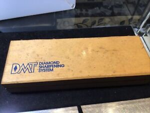 DMT Diamond Sharpening System Set of 3 Course, Fine, Extra Fine Made in USA