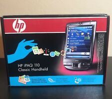 HP iPAQ 110 Classic Pocket PC Handheld PDA FA980AA#ABA  - NEW OPEN BOX