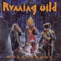 Running Wild - Masquerade - New CD