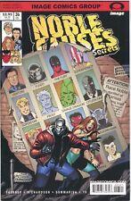 (2003) Noble Causes Family Secrets #3B 1st Invincible! Uncanny X-Men 141 homage