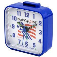CASIO SWC-21 DESPERTADOR ALAARMA WORLDCUP USA 94