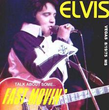 ELVIS PRESLEY - FAST MOVIN' CD