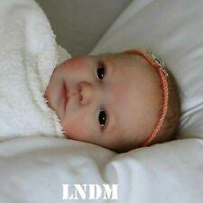 "Realborn June Awake 19"" reborn doll kit NEW with COA Bountiful Baby"